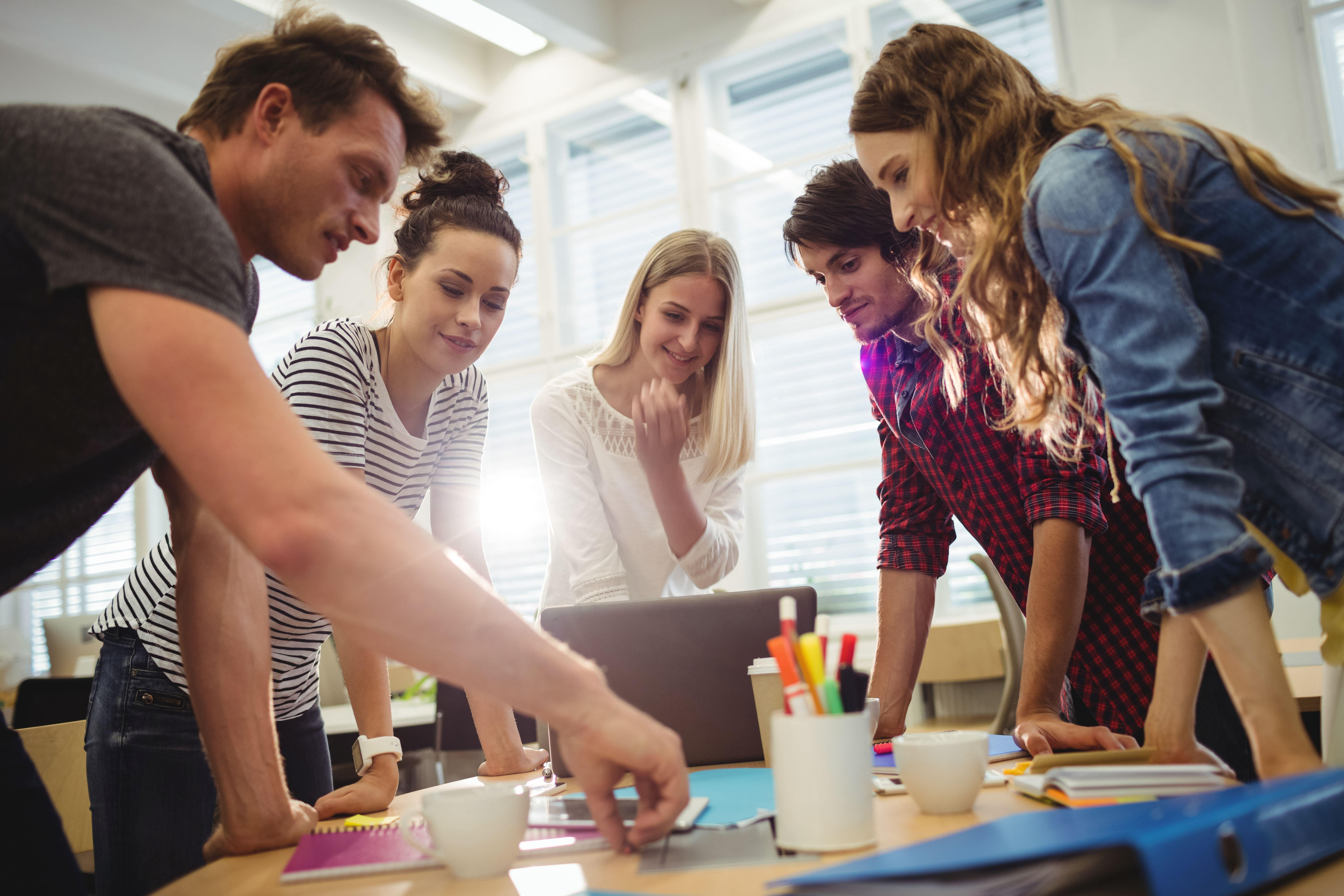 Effective team communication? Focus on quality! • ScienceForWork